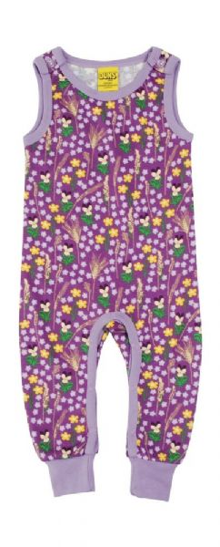 Duns Dungarees Purple Meadow